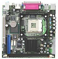 12499---Mainboard MB850F mini ITX