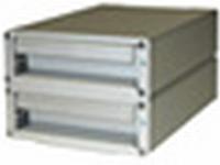 29010--- Behuizing Granite Dual SATA  II Raid 0/1 JBOD