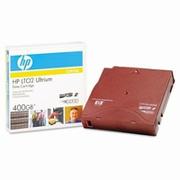 28016 --- HP LT02 Ultrium tape 400Gb C7972A