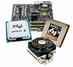 12811---Mainboard AOpen MX4SG-N met PIV 2,8 Ghz processor